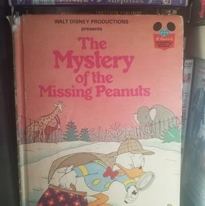 The mystery of the missing peanuts